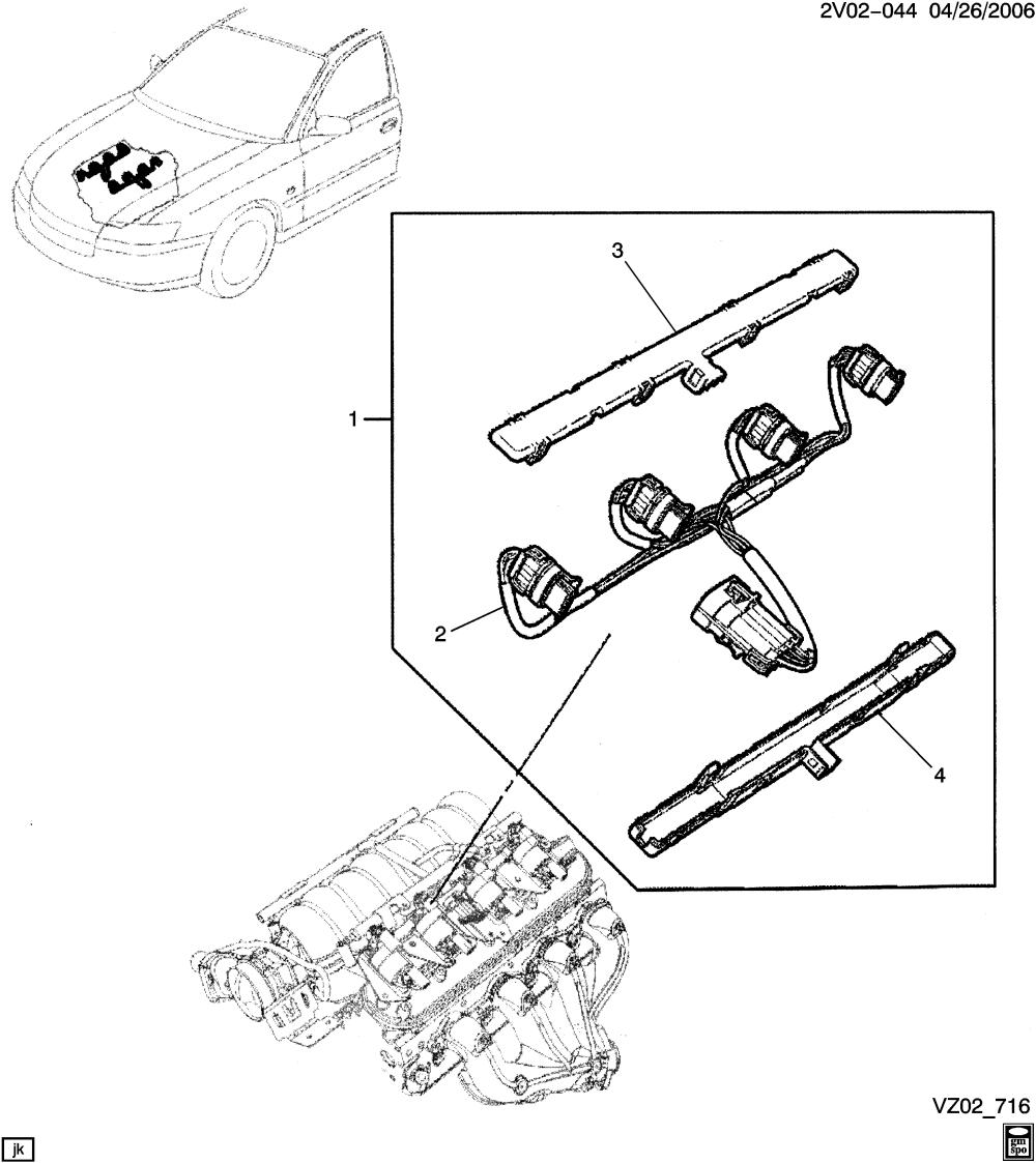 medium resolution of pontiac gto spare parts catalog epc