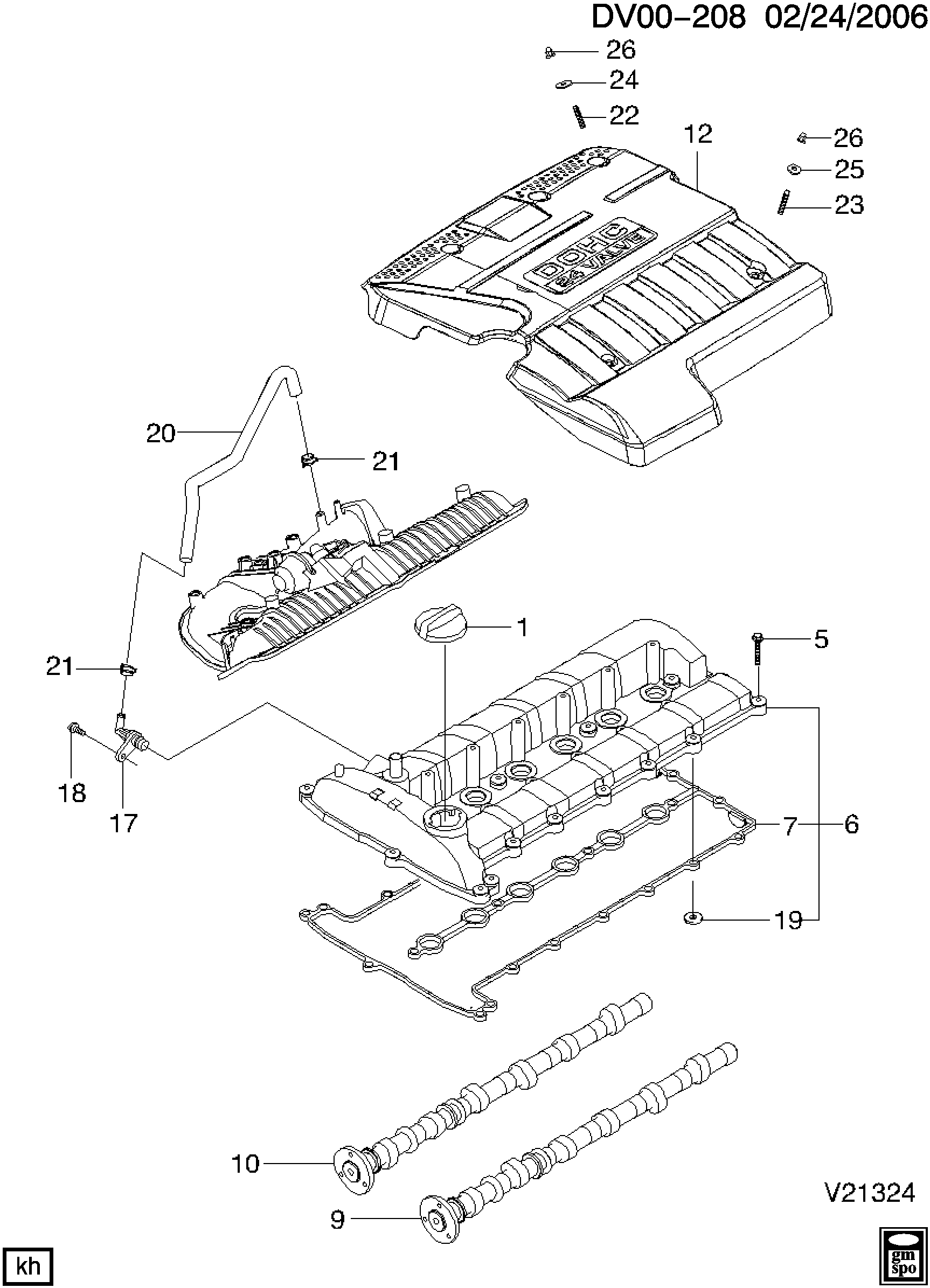 Chevrolet Gallery: Chevrolet Parts Catalog