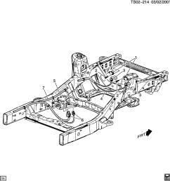 gmc envoy 2wd spare parts catalog epc [ 2636 x 2799 Pixel ]