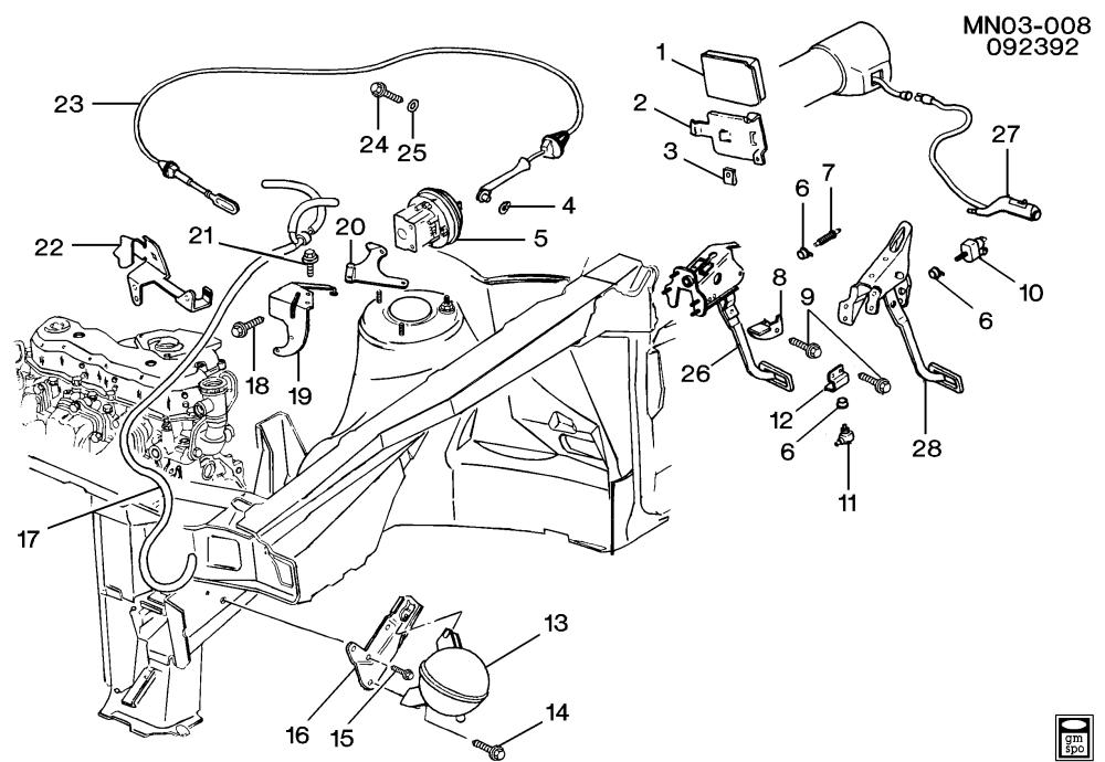 medium resolution of oldsmobile calais spare parts catalog epc