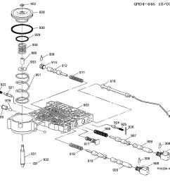 g automatic transmission mh1 part 6 hm 4t80 e lower contro  [ 2560 x 2431 Pixel ]