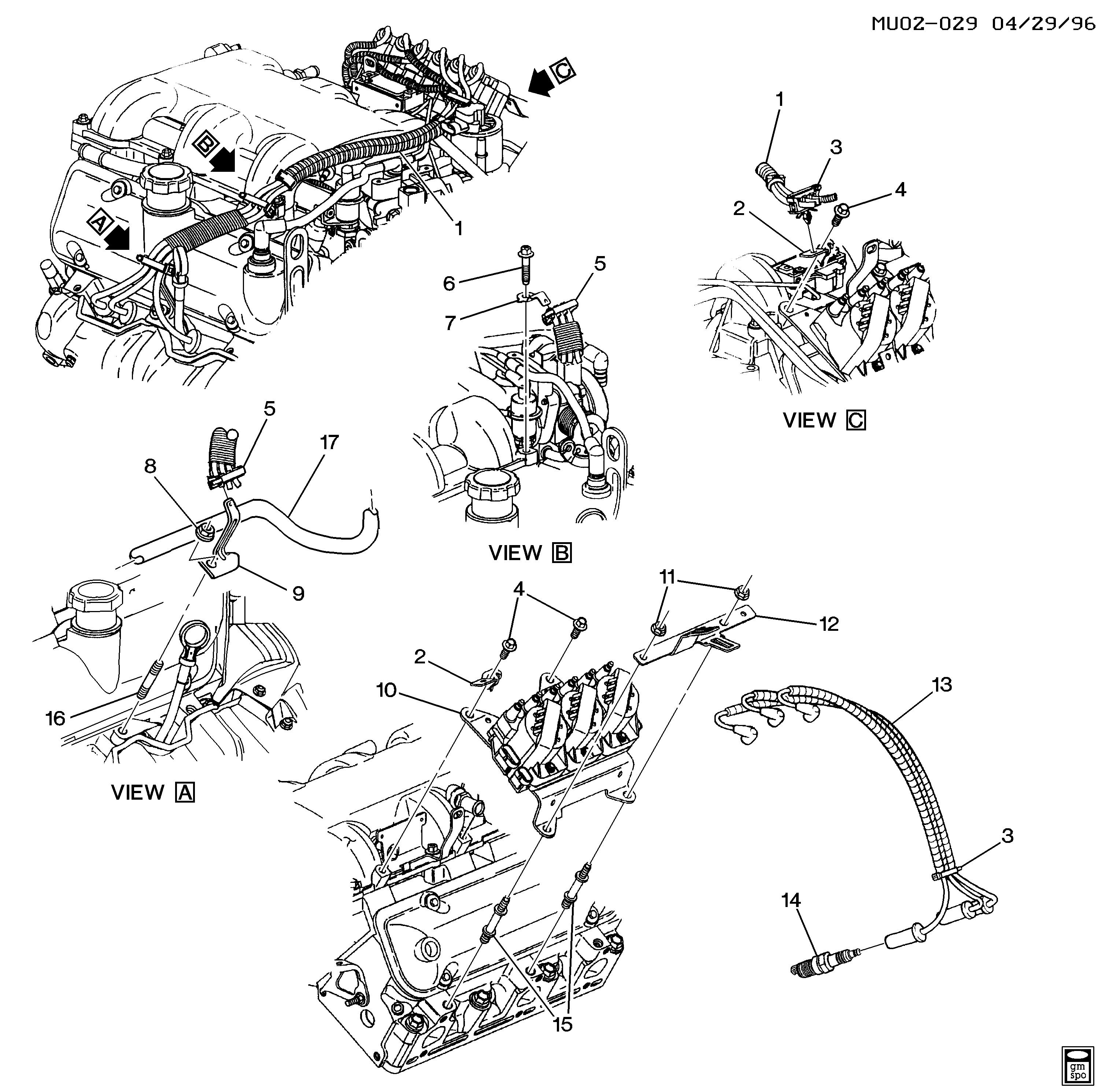 Pontiac Montana Wiring