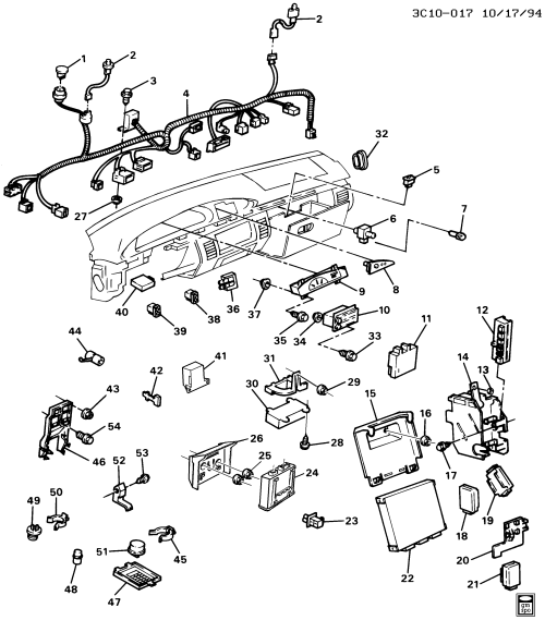 small resolution of 3 1l engine diagram for oldsmobile