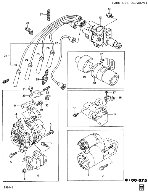 small resolution of tracker 2wd spare parts catalog epc