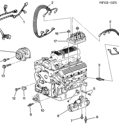 pontiac firebird spare parts catalog epc [ 2560 x 2098 Pixel ]