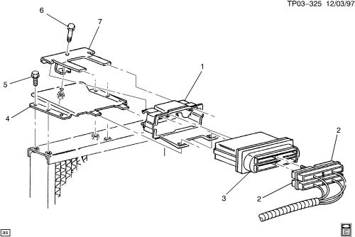 small resolution of p30 van p c m module wiring harness chevrolet epc online nemiga com