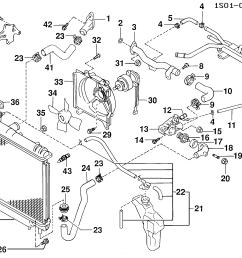 gm engine cooling diagram [ 2560 x 1849 Pixel ]