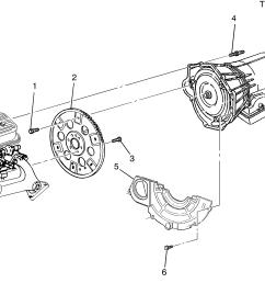 ck engine to transmission mounting l30 5 0m l31 5 7r m30  [ 2914 x 2002 Pixel ]