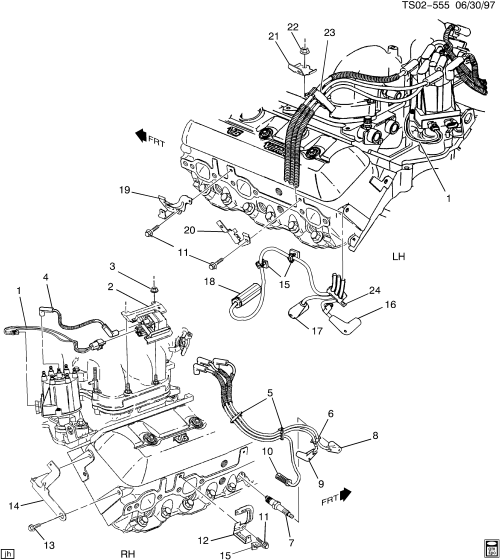 small resolution of gmc jimmy envoy 2wd spare parts catalog epc