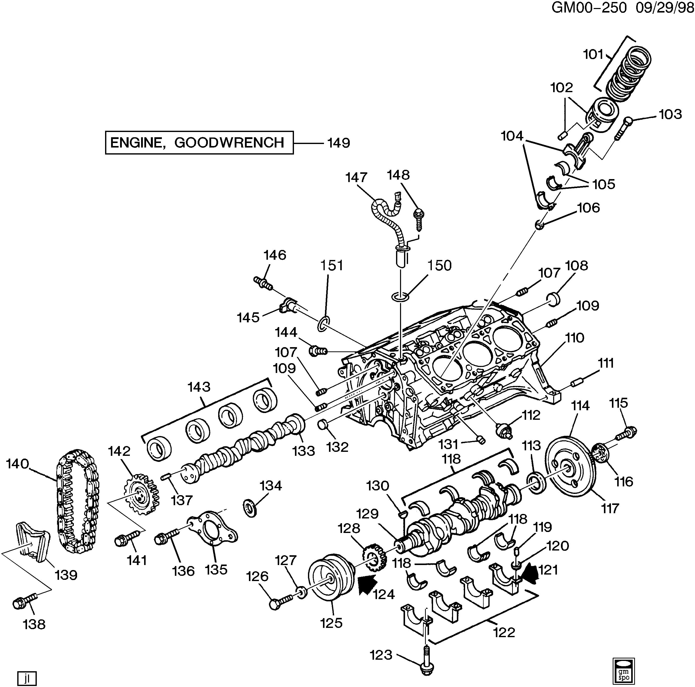 31 Liter V6 Engine Diagram