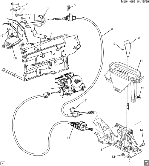 small resolution of 2004 chevy cavalier automatic transmission diagram wiring diagram pontiac sunfire manual transmission diagram