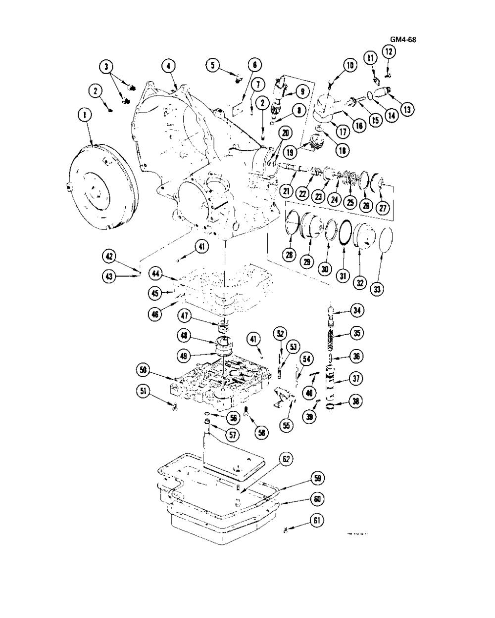 medium resolution of oldsmobile toronado spare parts catalog epc
