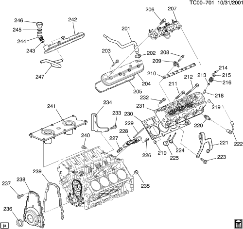 small resolution of gmc envoy 4wd spare parts catalog epc