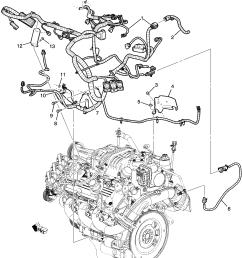 pontiac grand prix spare parts catalog epc [ 2831 x 3302 Pixel ]