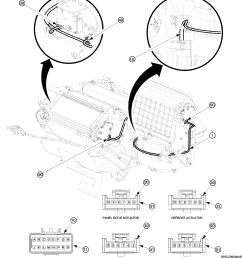 l wiring harness hvac module connectors [ 2862 x 3330 Pixel ]