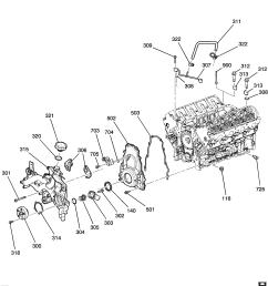 pontiac grand prix w engine asm 5 3l v8 part 3 front cover and ls4 engine diagram  [ 2959 x 3303 Pixel ]