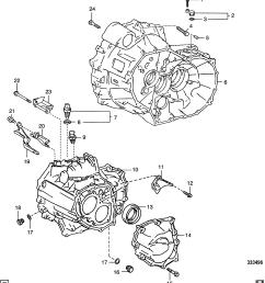 pontiac vibe s26 5 speed manual transmission mvc part 2 clutch pontiac vibe transmission diagram [ 2991 x 3343 Pixel ]