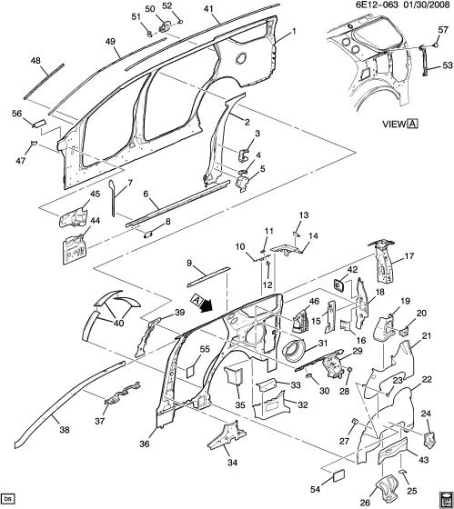 small resolution of cadillac srx spare parts catalog epc