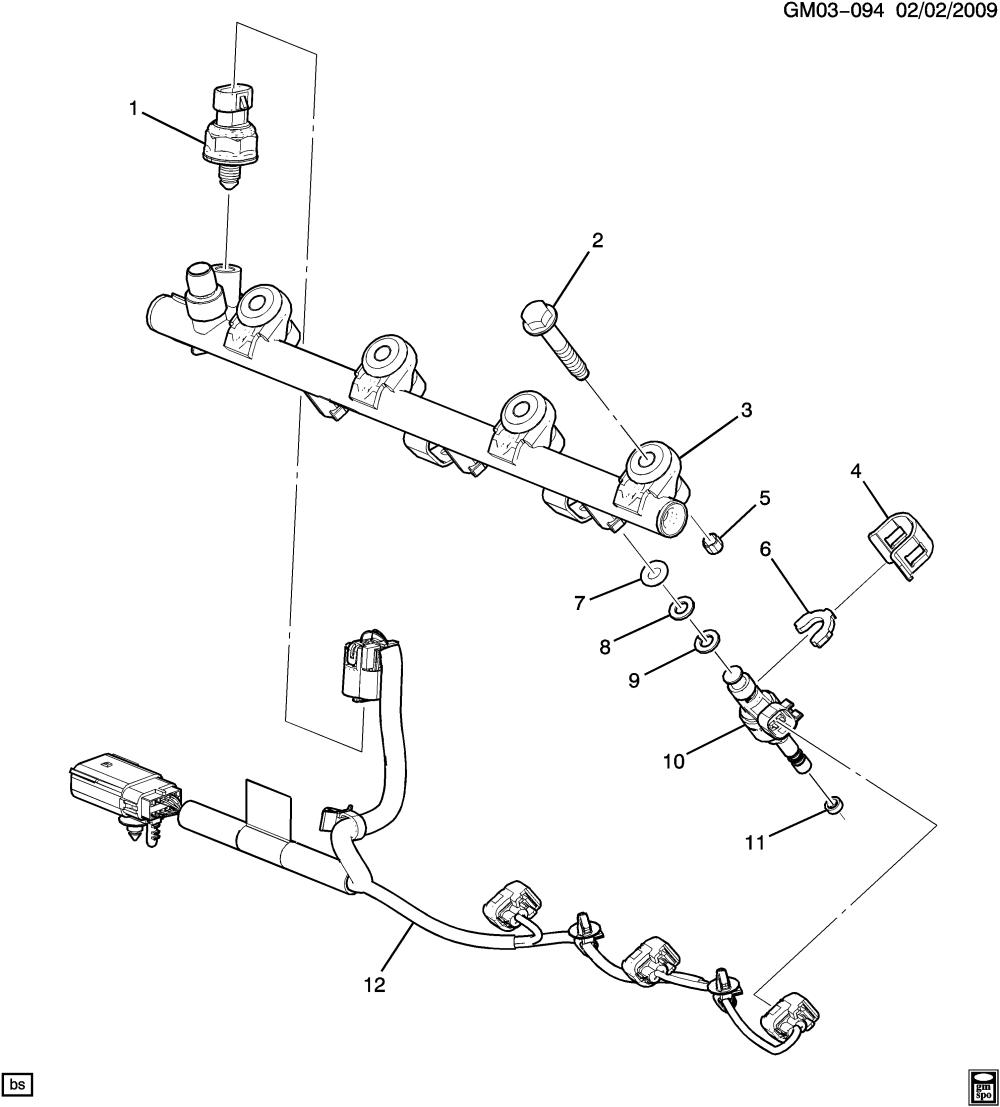 medium resolution of chevrolet2009impalaengine diagram