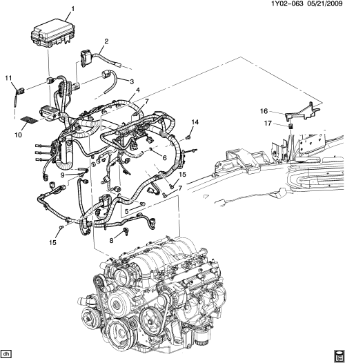 small resolution of 2009 corvette wiring harness