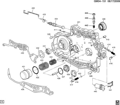 small resolution of 2008 pontiac g6 transmission diagram