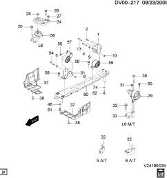 engine transmission mounting [ 1988 x 2088 Pixel ]