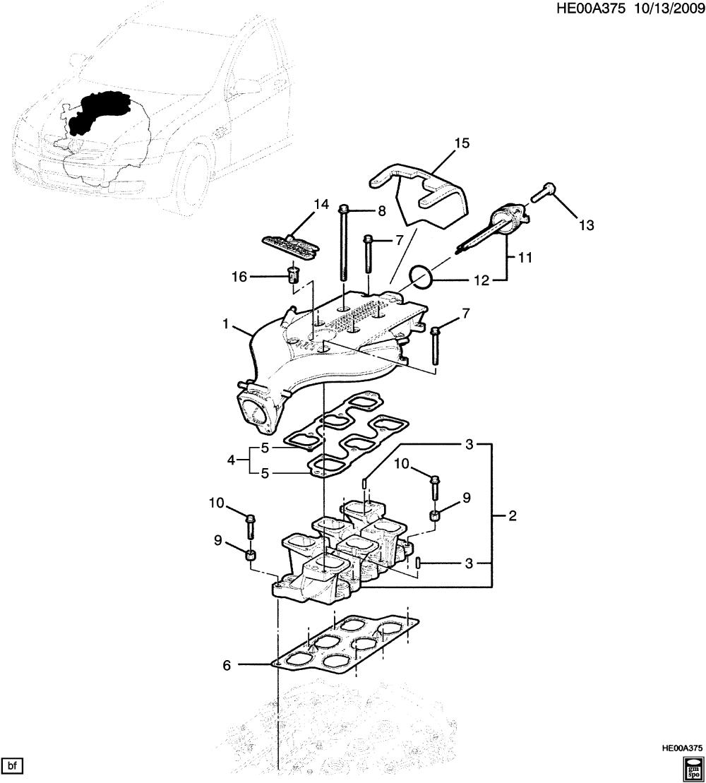 medium resolution of pontiac g8 spare parts catalog epc