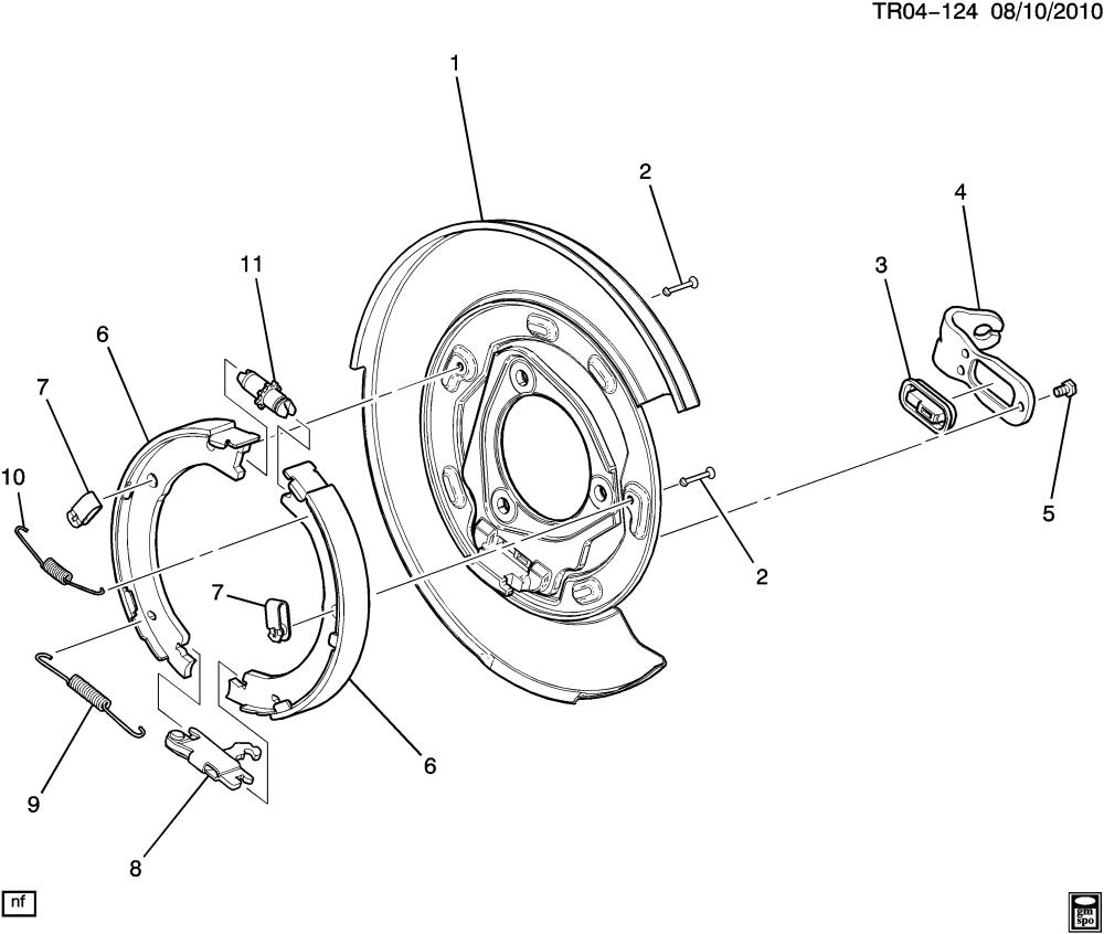 medium resolution of gm brake diagram