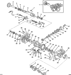 s10 blazer 16 bodystyle 4wd differential carrier front axle chevrolet epc online nemiga com [ 2990 x 3361 Pixel ]