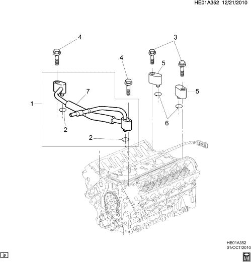 small resolution of pontiac g8 e engine asm v8 coolant air bleed l76 6 0y epc online nemiga com