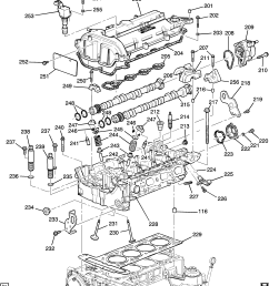 buick regal gk engine asm 2 0l l4 part 2 cylinder head related ford e [ 2988 x 3361 Pixel ]