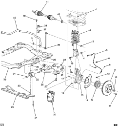 gmc acadia suspension diagram wiring diagram expert 2008 gmc acadia parts diagram [ 3003 x 3330 Pixel ]