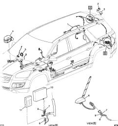 buick enclave awd spare parts catalog epc [ 2988 x 3337 Pixel ]