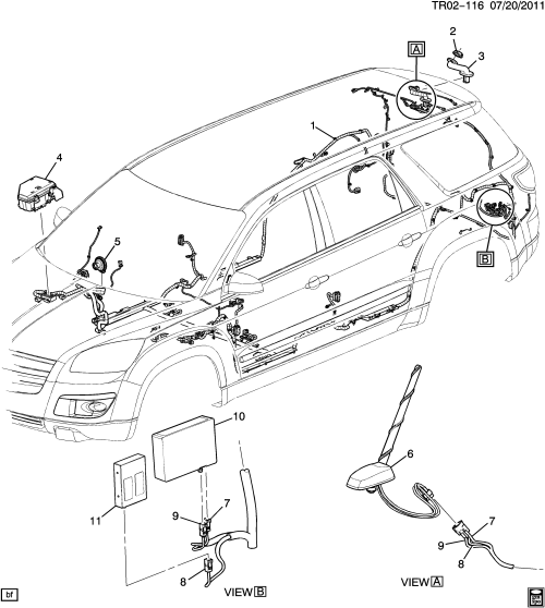 small resolution of buick enclave awd spare parts catalog epc