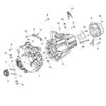 Spark 5 Speed Manual Transmission Case Related Parts Chevrolet Epc Online Nemiga Com