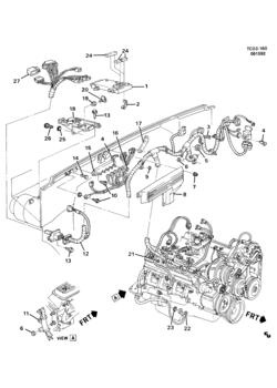 Gm Throttle Body Filter Throttle Fuel Filter Wiring