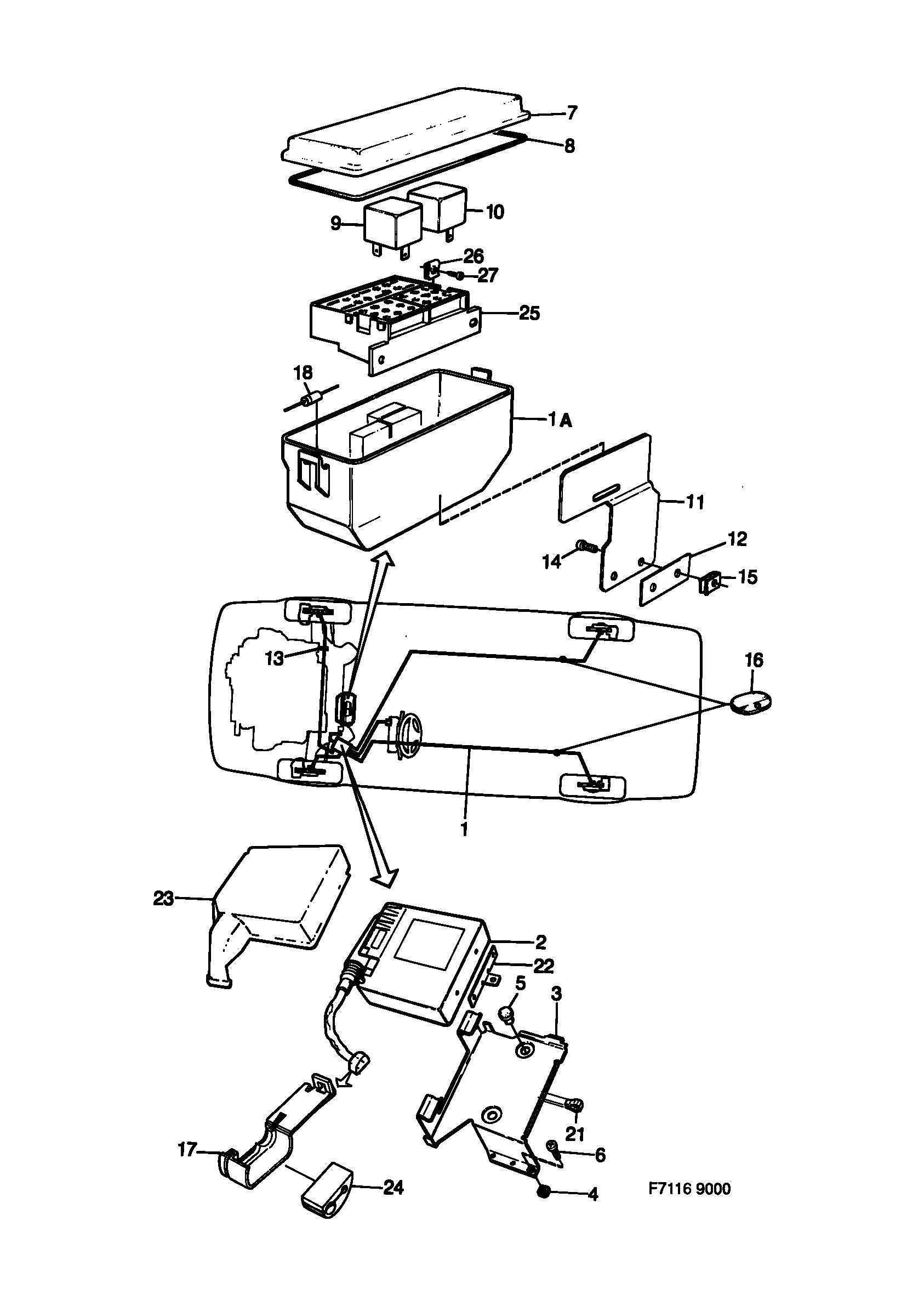 Saab Abs Wiring Diagram