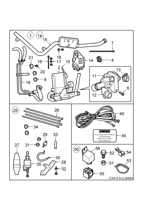 small resolution of saab 9 3 heater diagram wiring diagram blog saab 9 3 heater diagram