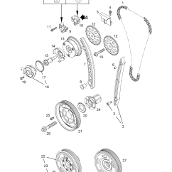 Vauxhall Corsa Timing Chain Diagram 12v Generator Wiring D Gear And Pulleys Opel Epc Online