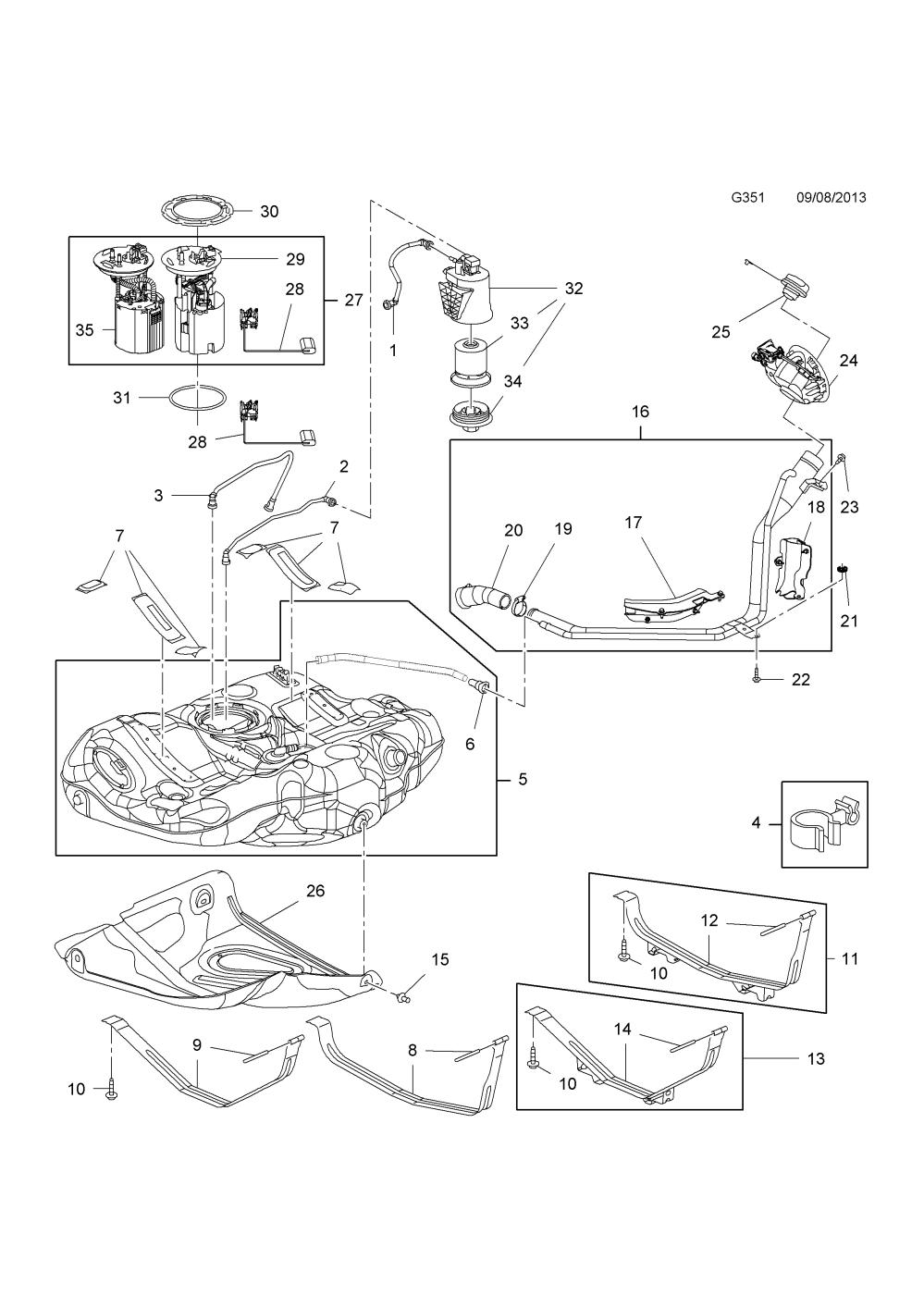 medium resolution of vauxhall fuel pump diagram schema wiring diagram opel fuel pump diagram