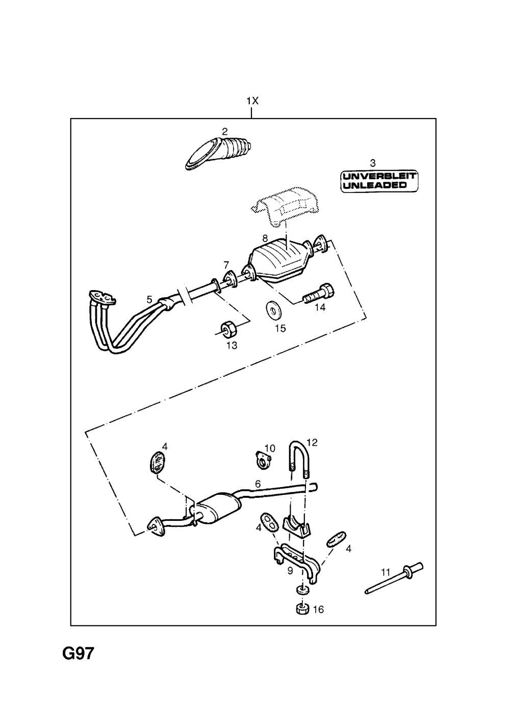 medium resolution of vauxhall cavalier spare parts catalog epc