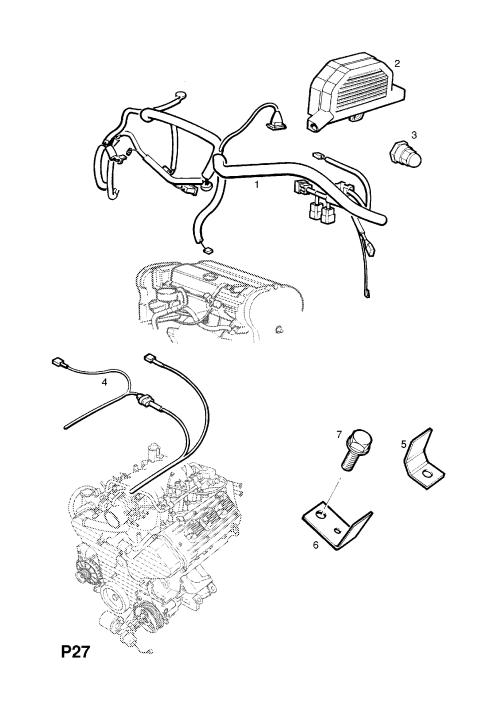 small resolution of opel frontera b engine wiring harness fittings u003e opel epc online ethernet rj45 wiring diagram opel frontera b wiring diagram