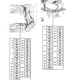 opel corsa b tigra a body wiring harness u003e opel epc online opel corsa b [ 1860 x 2631 Pixel ]