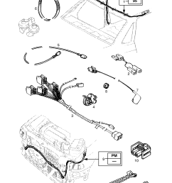 vauxhall astra f horn wiring harness opel epc online nemigaparts com [ 1860 x 2631 Pixel ]