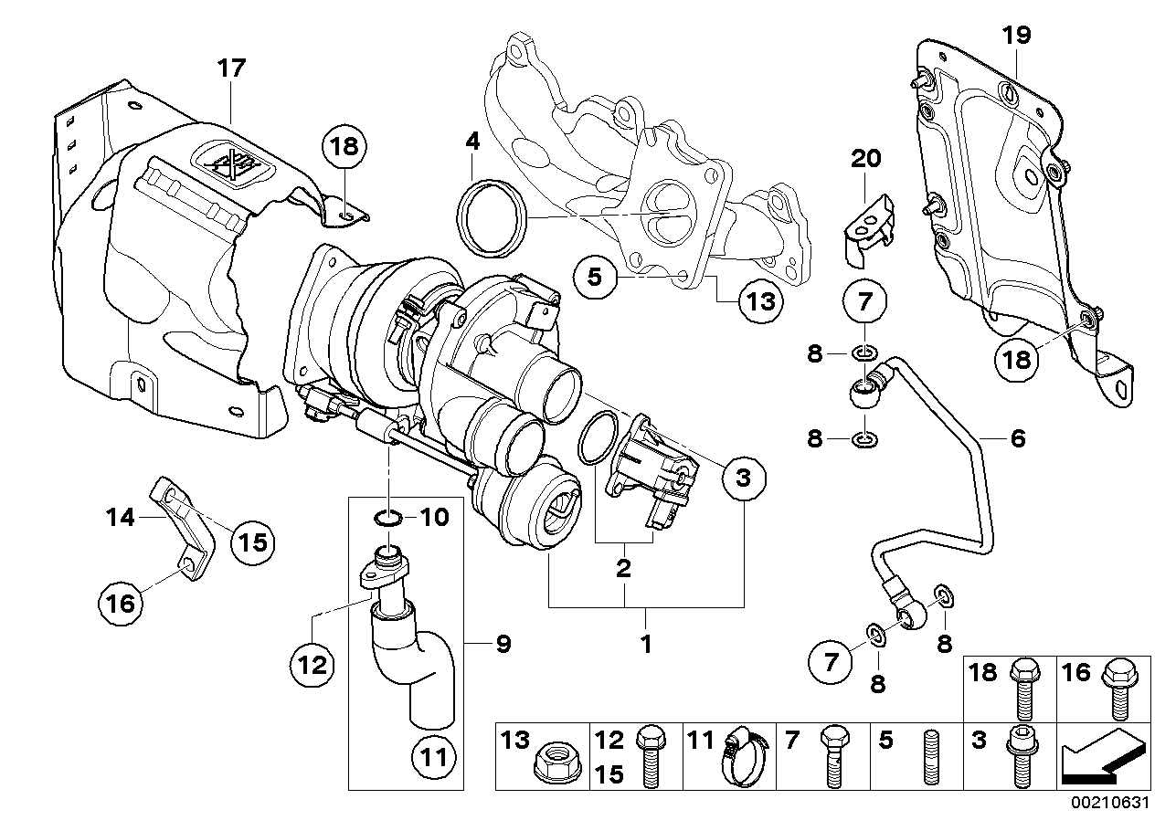 Mini Cooper Engine Bay Diagram