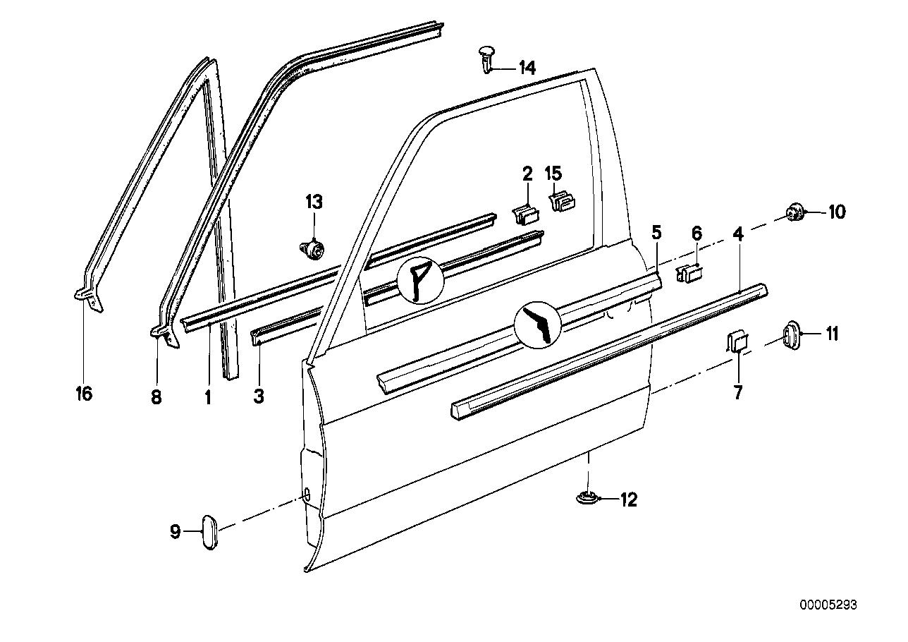 Bmw 325i Parts Diagram