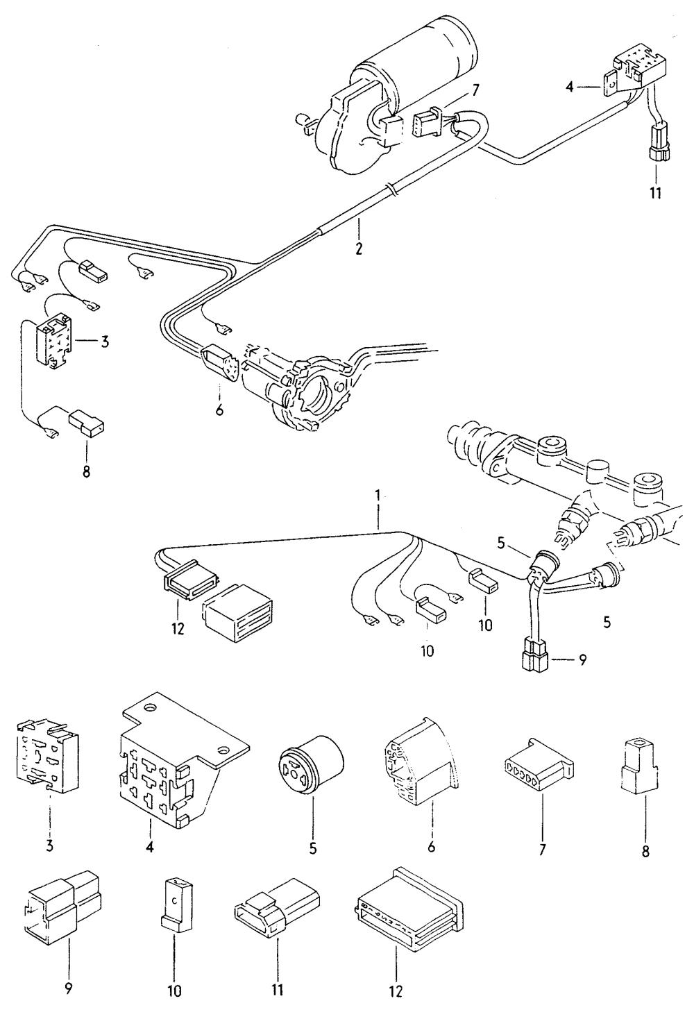 medium resolution of volkswagen vanagon 1980 1985 vag etka