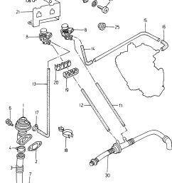 skoda vacuum diagram wiring diagramskoda felicia 1995 2001 for vehicles with air condit vacuumskoda [ 1741 x 2341 Pixel ]