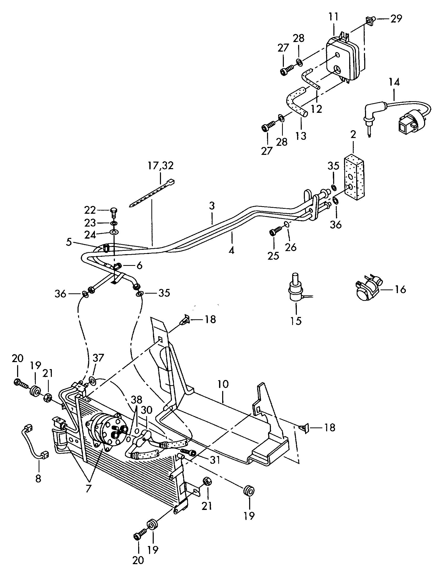 hight resolution of skoda vacuum diagram