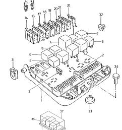 skoda felicia fuse box [ 1696 x 2153 Pixel ]